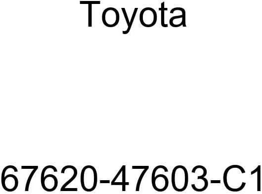 Genuine Toyota 67620-47603-C1 Door Trim Board