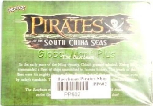 Qiyun Pirates Pocketmodel CSG SHIP Baochuan Admiral Zheng He South China Seas 300A