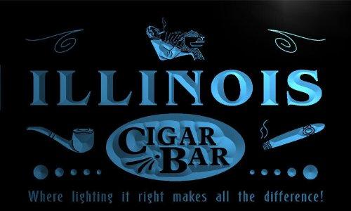 gar Bar Pipe Beer Wine Lounge Neon Light Sign (Illinois Neon Sign)
