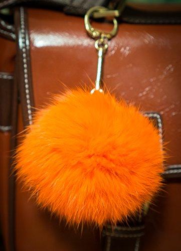 orange topshop dress - 4
