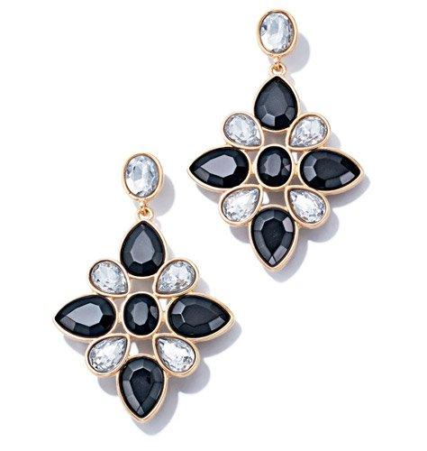 Sophisticated Statement Drop Earrings (Avon Strand Earrings)