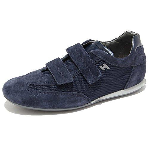 0699L sneakers uomo blu HOGAN olympia scarpe shoes men Blu