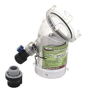 Valterra F02-4100 45 Degree Hydroflush With Removable Anti-siphon Valve