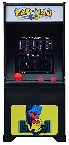 Tiny Arcade Pac-Man Miniature Arcade Game (Miniature Video)