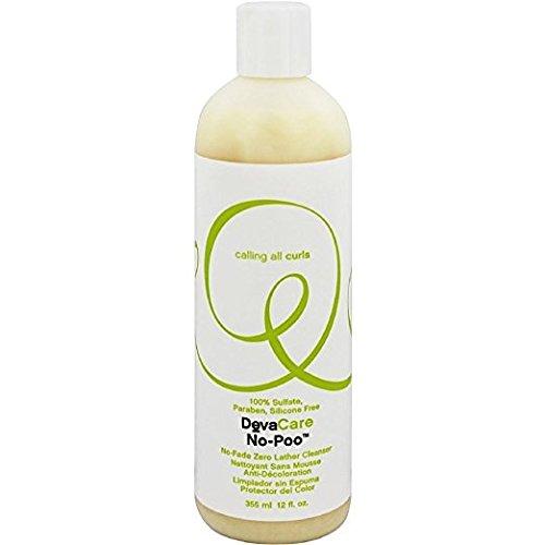 Devacare Cleanser - DevaCare No-Poo No-Fade Zero Lather Cleanser 12 oz