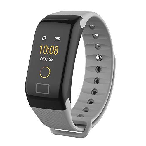 Little Story F1 Color Fitness Blood Pressure Oxygen Heart Rate Monitor Smart Watch Bracelet