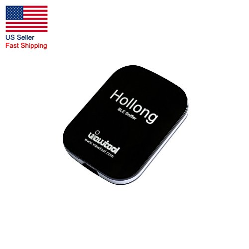 ViewTool Hollong Full Channel Professional Bluetooth 4.0/4.1 BLE Sniffer Protocol Analyzer Monitor Dongle by ViewTool