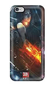 Defender Case With Nice Appearance (2011 Mass Effect 3) For Iphone 6 Plus