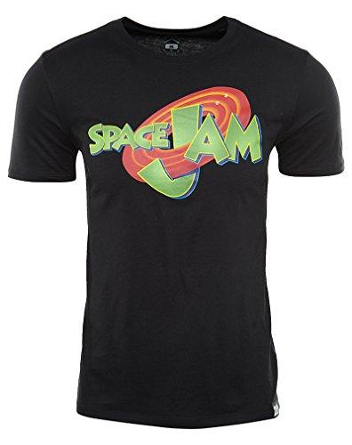T-shirt Jordan 11 Retro Space Jam Nero / Palestra Rosso / Verde