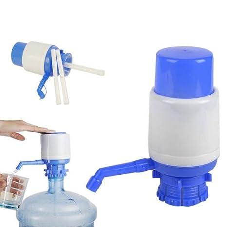 Genérico Surtidor de Dispensador de Agua Prensa a Mano Agua Potable: Amazon.es: Hogar