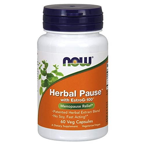 Now Herbal Pause,60 Veg Capsules