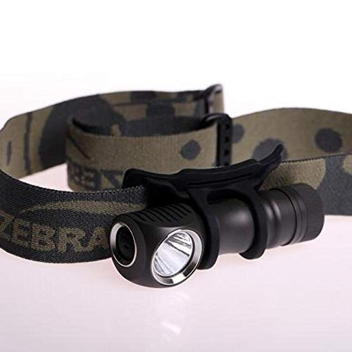 Zebralight H53c AA Headlamp Neutral White High CRI