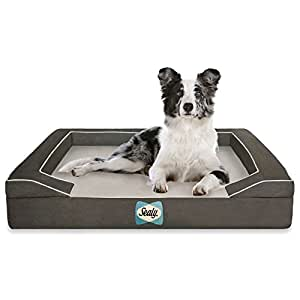 Amazon Com Sealy Dog Bed With Quad Layer Technology