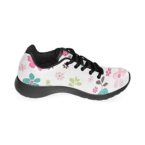 InterestPrint Womens Cross Trainer Running Shoes Jogging Lightweight Sports Walking Athletic Sneakers HzcV8a