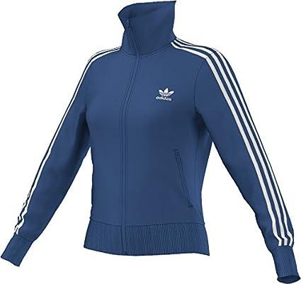 adidas Originals Firebird TT Jacke Damen Blau Größe 42 ...