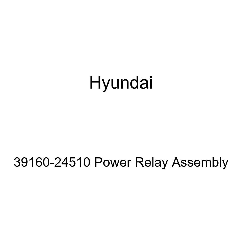 Genuine Hyundai 39160-24510 Power Relay Assembly