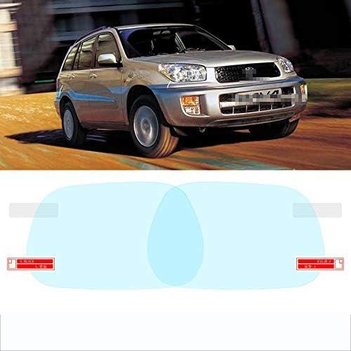 F/ür Toyota Rav4 XA20 Rav 4 20 2001~2005 Auto R/ückspiegel Regenschutz Anti-Fog-Folien Zubeh/ör 2004 F/ür Full Cover Schutzfolie
