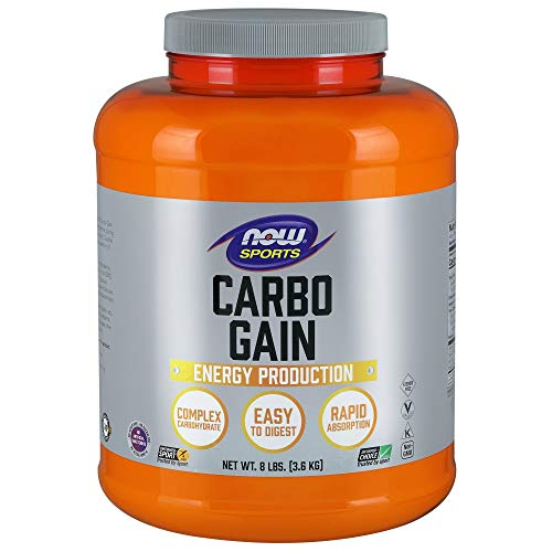 NOW Sports Carbo Gain Powder, ()