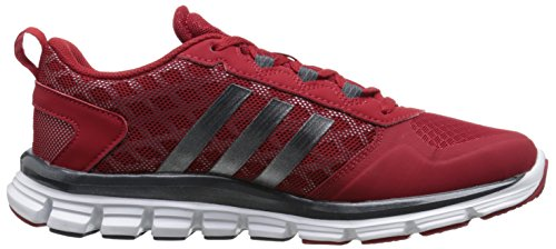 Adidas Performance Mens Speed Trainer 2 Scarpe Da Allenamento Power Red / White / Tech Grey / Metallic