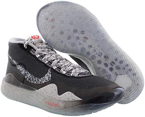 Nike Zoom KD12 Noir/Blanc