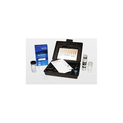 CHEMetrics K-6010D Iron Total /& Soluble VACUettes Kit 1194K01EA Range: 0-30 /& 30-300 ppm Inc