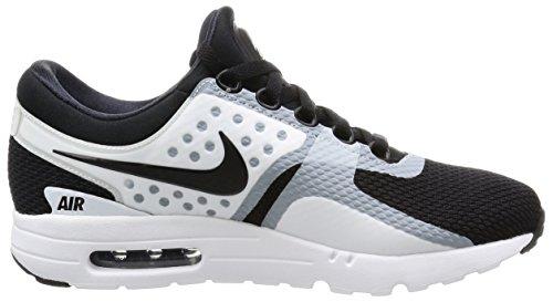 Nike Air Max Zero Essential–White/Black/Noir 42,5 Mehrfarbig