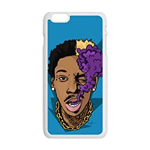 wiz khalifa nobody beats the wiz Phone Case for Iphone 6 Plus