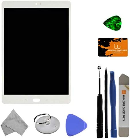 White with Tool Kit LCD /& Digitizer Assembly for Asus ZenPad 3S 10