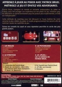 Amazon Co Jp Poker Coach Dvd Import Patrick Bruel Dvd
