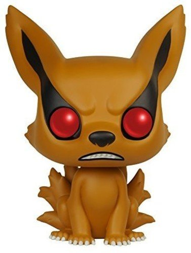 "Funko POP Anime: Naruto Kurama 6"" Action Figure"