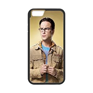 Big Bang Theory Leonard iPhone 6 Plus 5.5 Inch Cell Phone Case Black Delicate gift JIS_263153