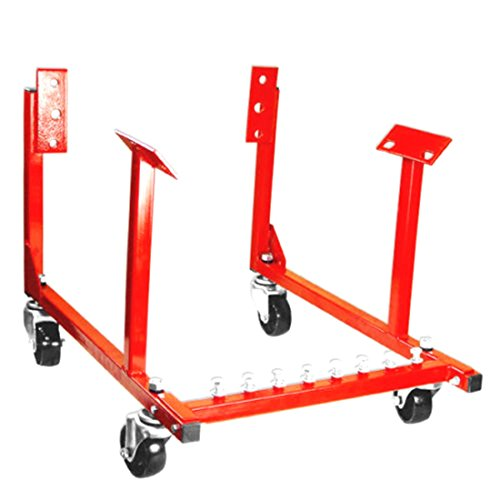Chevy Engine Stand | 1000lb Automotive Performance Dolly Repair Rebuild w - Mill Stores Ontario