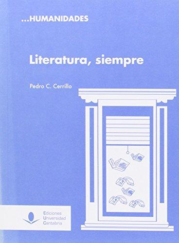 Descargar Libro Literatura Siempre Pedro C.ceriilo
