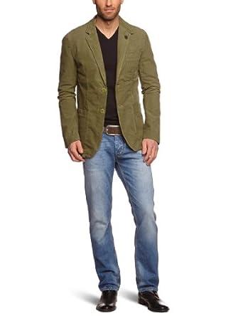 Hilfiger Denim Men's Page Blazer / 1957818944 Sports Jacket Green ...