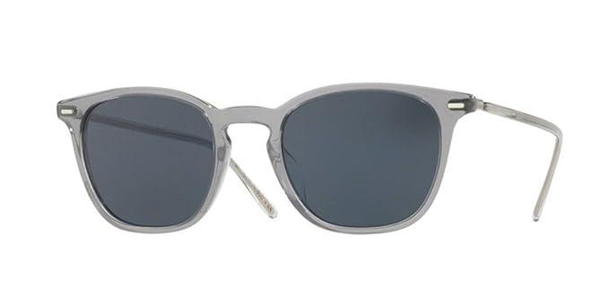 abb2423630dfd Amazon.com  Oliver Peoples - Heaton 5364SU - Sunglasses (WORKMAN ...