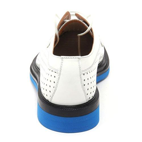 Donna Woman Monna Scarpe Shoe B6094 Scarpa Church's Rois Bianco Bf5qn8Zgw8