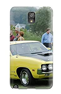 Charles C Lee Case Cover Protector Specially Made For Galaxy Note 3 1970 Torino 429 Cobra