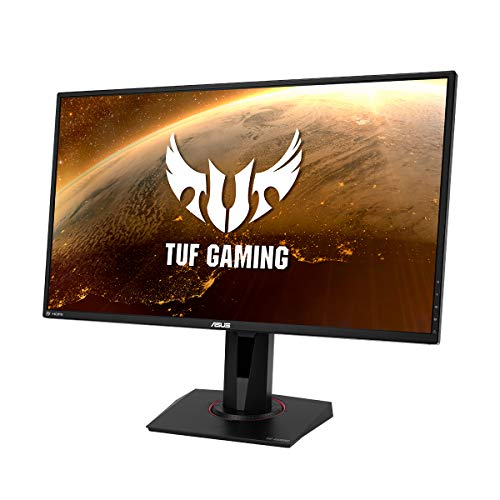ASUS TUF Gaming VG27AQ HDR Monitor para juegos - 27 pulgadas WQHD (2560 x 1440), IPS, 165Hz *, ELMB Sync, Compatible con…