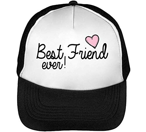 Friend Fashioned Beisbol Best Heart Snapback Negro Ever Blanco Gorras Hombre tAZx4x