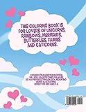 Unicorns, Rainbows, Mermaids and More: Coloring
