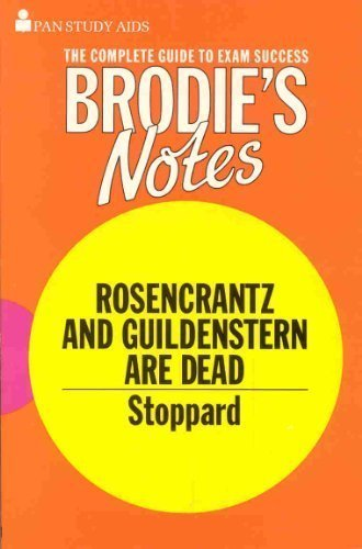 an analysis of tom stoppards rosencrantz and guildenstern are dead However, tom stoppard's play rosencrantz and guildenstern are dead  unabashedly poses many questions on the subject of life's meaning of course,  no clear.