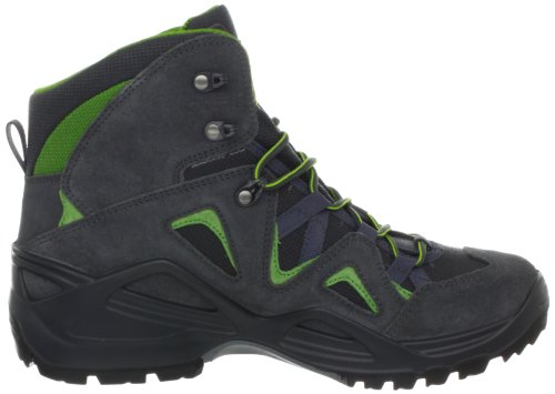Lowa Mens Zephyr Gore-Tex Mid Antracite Leather Trainers 42.5 EU