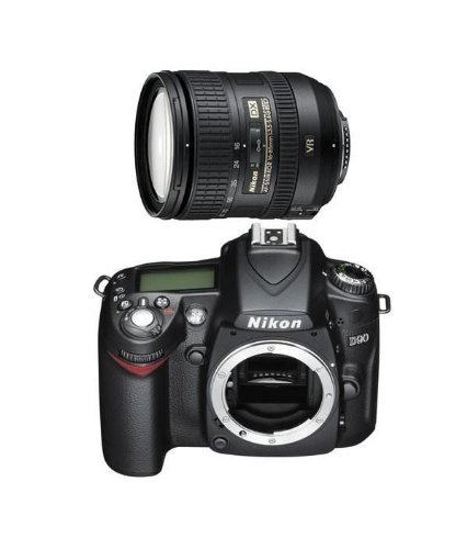 Nikon D90 + AF-S DX NIKKOR 16-85 mm (Fatbox): Amazon.es: Electrónica