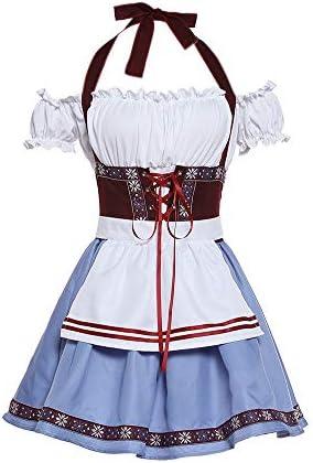 ROLECOS Oktoberfest Costume Fraulein Bavarian product image