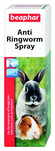 Beaphar Anti-ringworm Spray For Small Animals 50ml