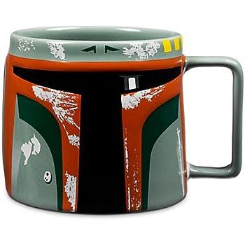 Disney Boba Fett Mask Mug
