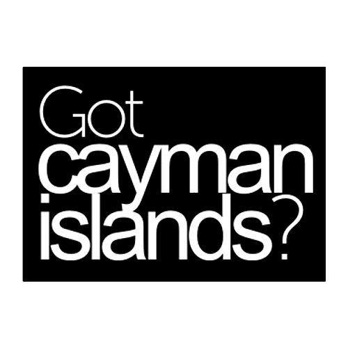Idakoos - Got Cayman Islands? - Countries - Sticker Pack (Country Cayman Islands)