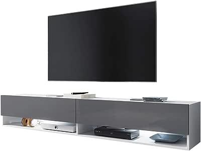 Selsey - Mueble para TV (180 x 32,5 x 30 cm): Amazon.es: Ropa y ...
