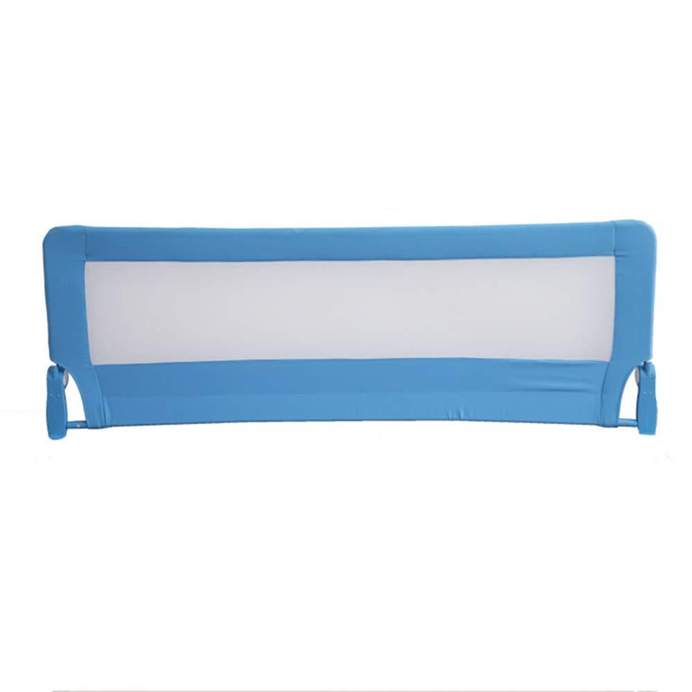 LHA ベッドガードフェンス 赤ちゃんと子供のためのポータブル折りたたみ式ベッドの安全フェンス - 90センチメートル、120センチメートル、150センチメートル、180センチメートル (サイズ さいず : L-180cm) L-180cm  B07KZGJ2C8
