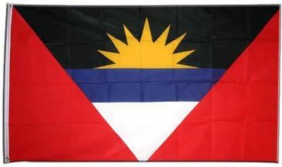 60 x 90 cm Flagge Antigua Barbuda